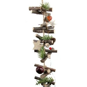 Timber Filbert Garland 20 LED Lights