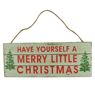 Have Yourself A Merry Little Christmas Sign.Have Yourself A Merry Little Christmas Sign Granite Belt
